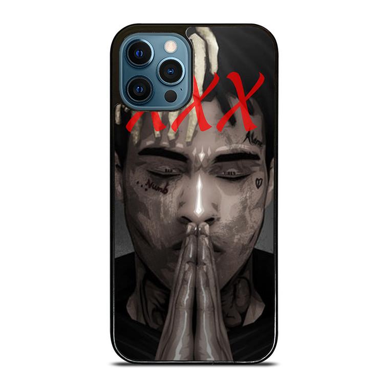 XXXTENTACION FACE iPhone 12 Pro Case Cover