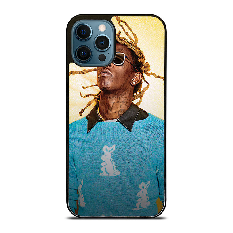 YOUNG THUG RAP iPhone 12 Pro Case Cover