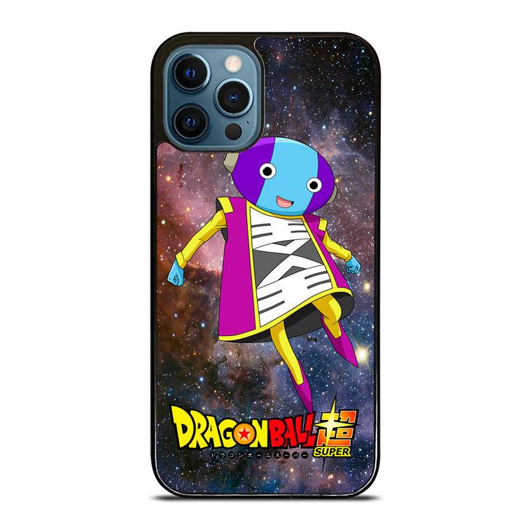 ZENO SAMA DRAGON BALL SUPER iPhone 12 Pro Case Cover