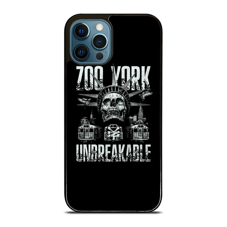 ZOO YORK UNBREAKABLE iPhone 12 Pro Case Cover