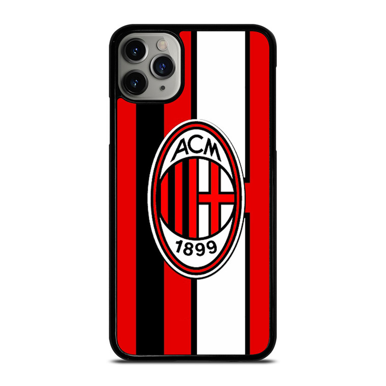 AC MILAN FOOTBALL CLUB iPhone 11 Pro Max Case Cover