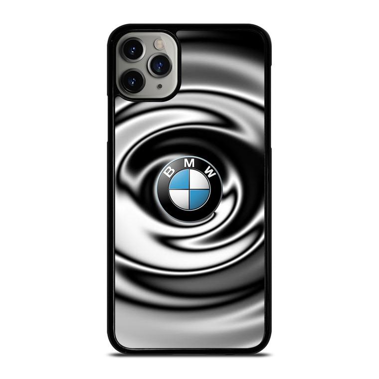 BMW METAL LIQUID LOGO iPhone 11 Pro Max Case Cover