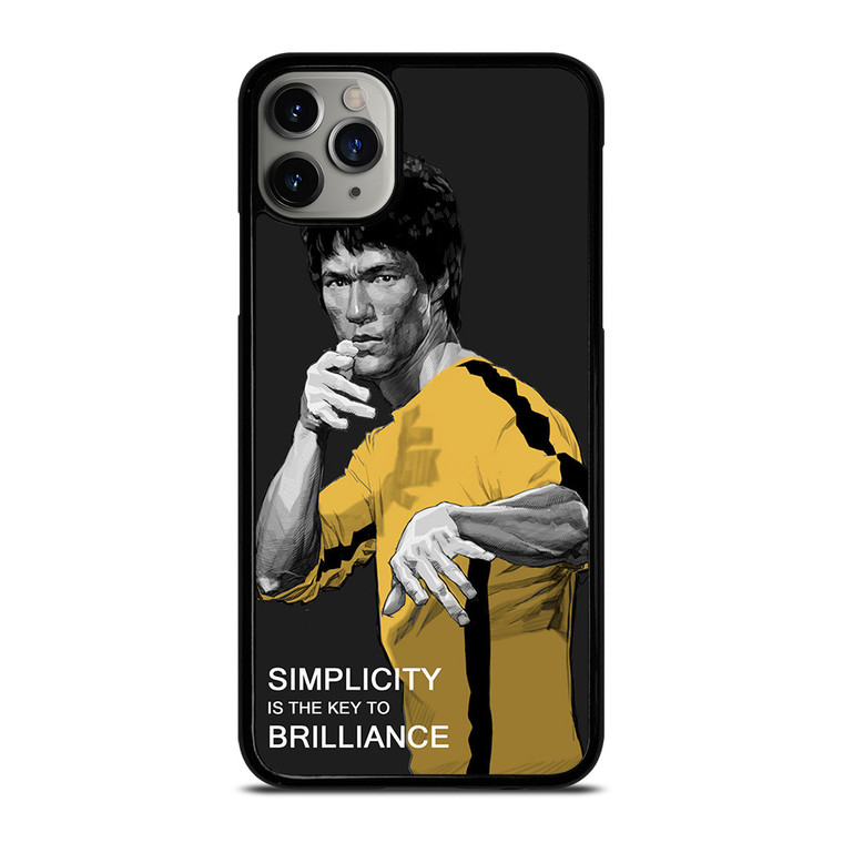 BRUCE LEE 1 iPhone 11 Pro Max Case Cover
