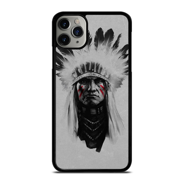 INDIAN TRIBES ART iPhone 11 Pro Max Case Cover