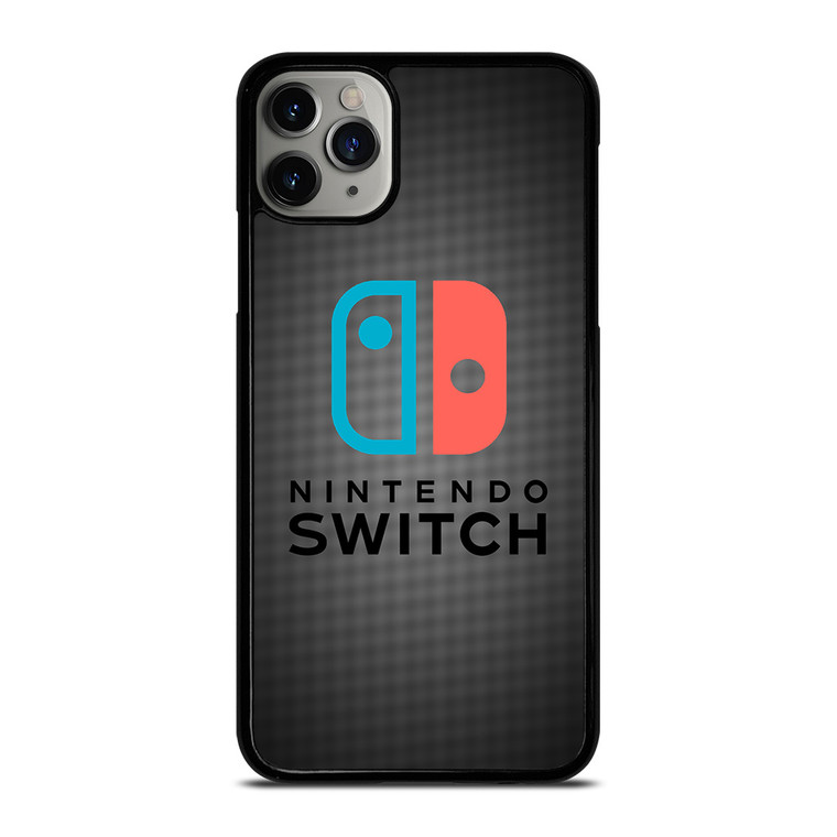 NINTENDO SWITCH GAME CARBON iPhone 11 Pro Max Case Cover