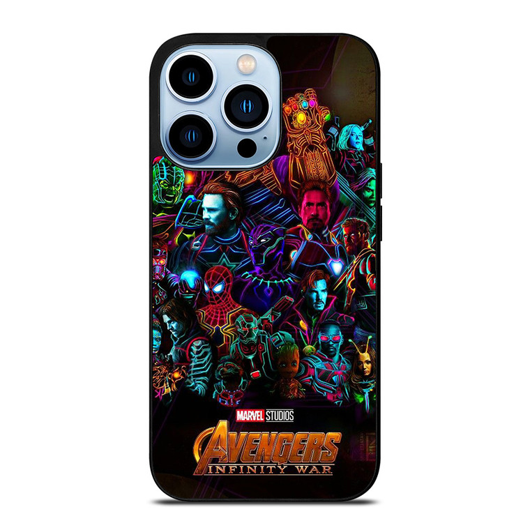 AVENGERS INFINITY WAR 4 iPhone 13 Pro Max Case Cover