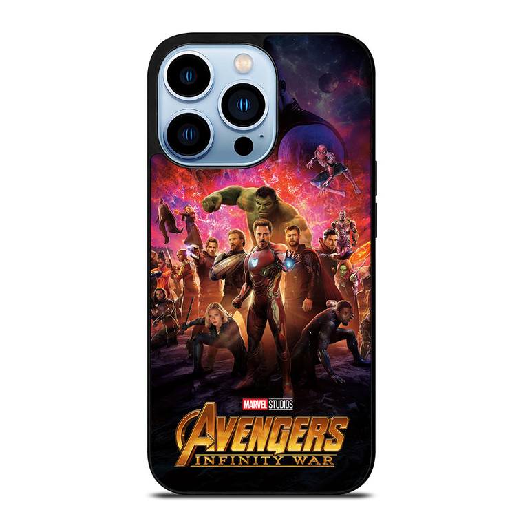 AVENGERS INFINITY WAR 5 iPhone 13 Pro Max Case Cover