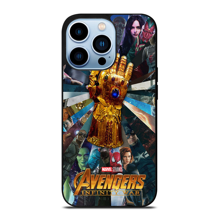 AVENGERS INFINITY WAR 6 iPhone 13 Pro Max Case Cover