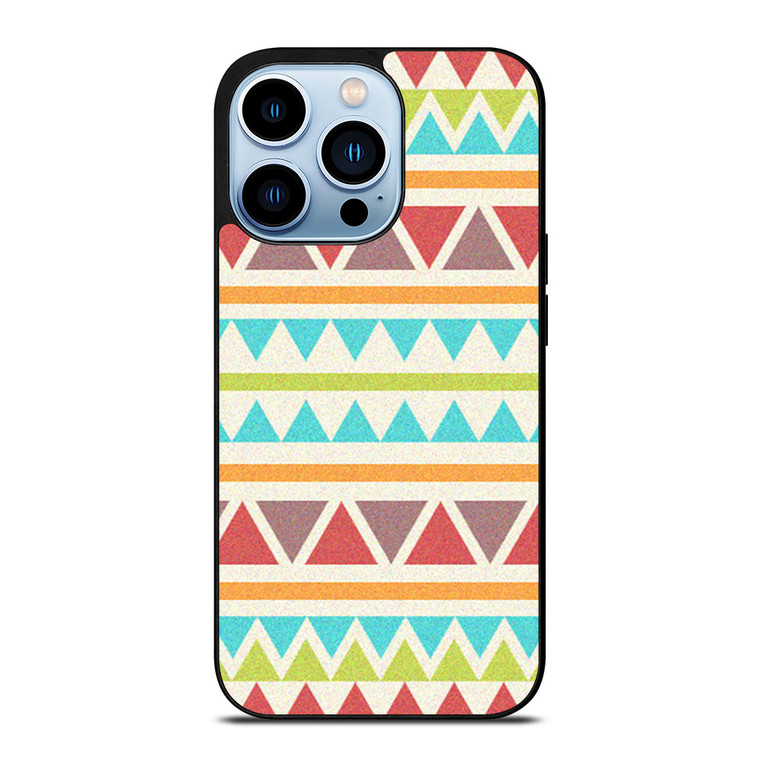 AZTEC TIBAL PATTERN iPhone 13 Pro Max Case Cover