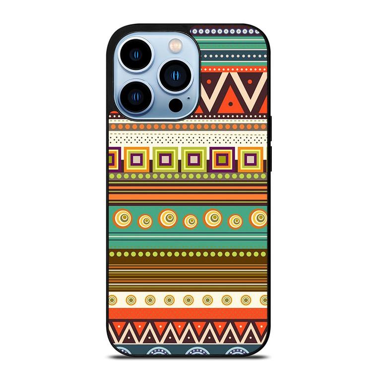 AZTEC iPhone 13 Pro Max Case Cover