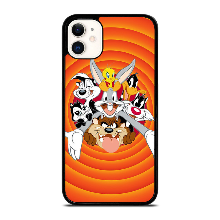 BUGS BUNNY AND FRIENDS Looney Tunes iPhone 11 Case Cover