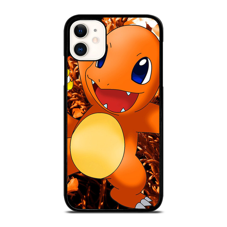 CHARMANDER POKEMON CUTE 2 iPhone 11 Case Cover