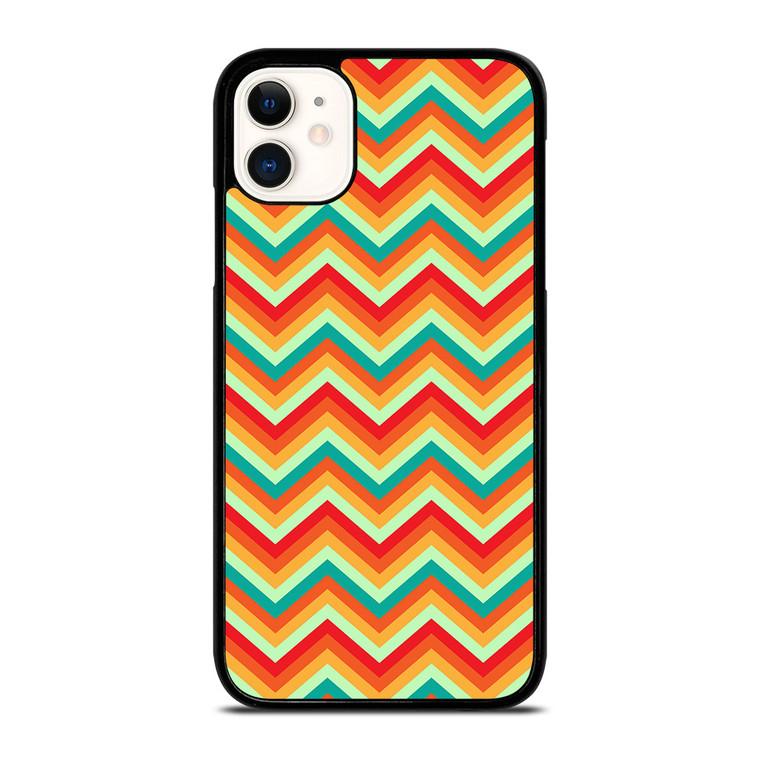 CHEVRON 1 iPhone 11 Case Cover