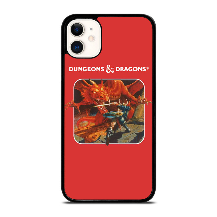 DUNGEONS AND DRAGONS iPhone 11 Case Cover