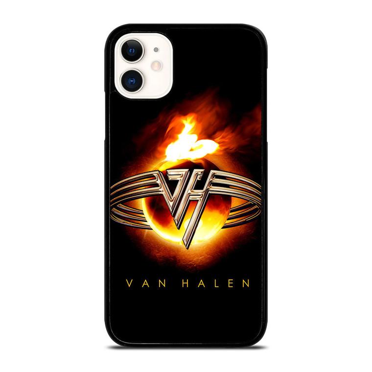 EDDIE VAN HALEN LOGO iPhone 11 Case Cover