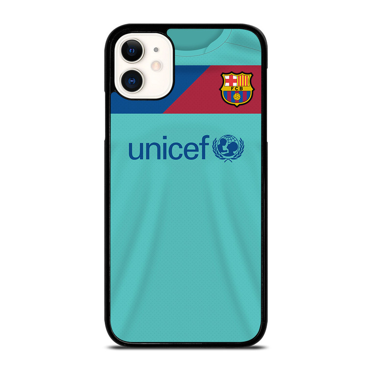 FC BARCELONA JERSEY AWAY iPhone 11 Case Cover