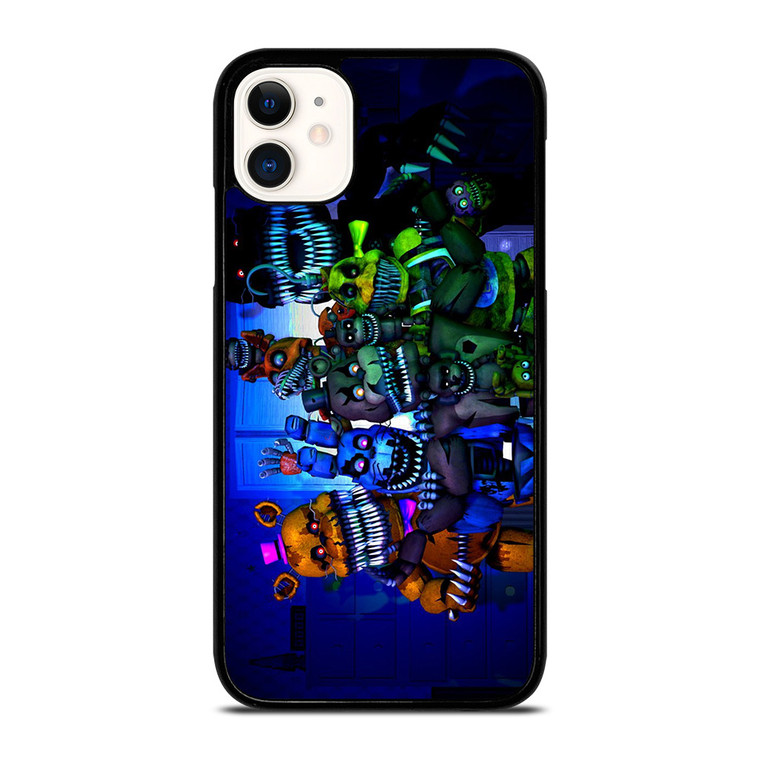 FIVE NIGHTS AT FREDDY'S Character iPhone 11 Case Cover