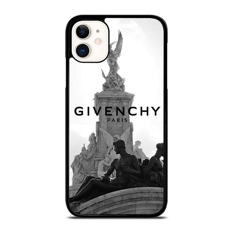 GIVENCHY PARIS 2 iPhone 11 Case Cover