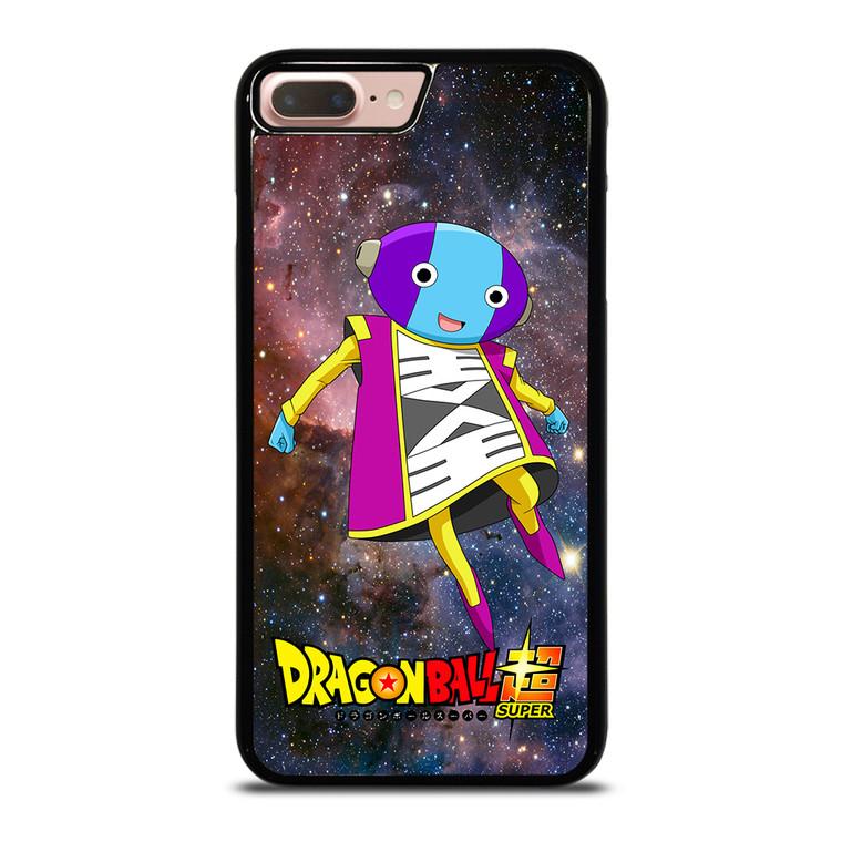 ZENO SAMA DRAGON BALL SUPER iPhone 8 Plus Case Cover