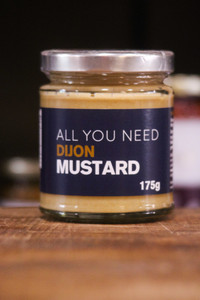 Dijon Mustard All You Need