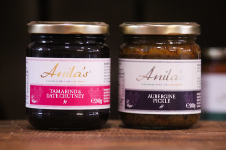 Anilas Pickles & Chutneys