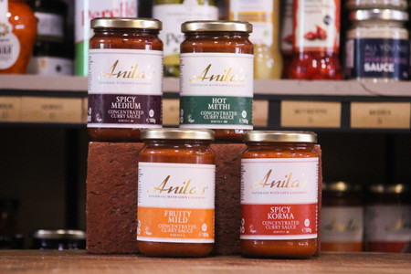 Anilas Cooking Sauces