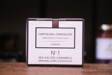 Salt Caramels - No. 1- Liquid - Large