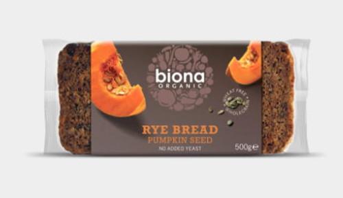 Rye and Pumpkin Bread