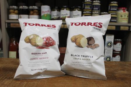 Torres Crisps Iberico