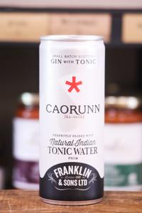 Gin & Tonic Can Caorunn