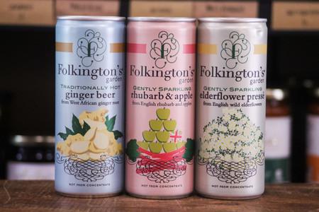 Folkingtons Sparkling Drink