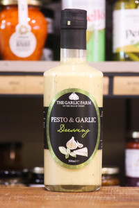Garlic farm Pesto & Garlic Dressing