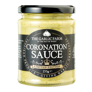 Coronation Sauce Isle of Wight