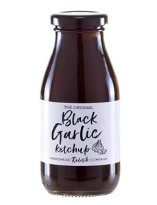Black Garlic Ketchup