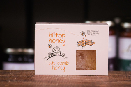 Hilltop Honey Cut Comb