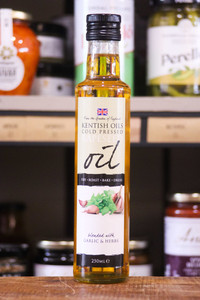 Rapeseed Oil Kent - Garlic