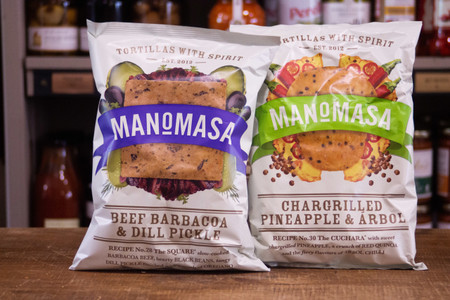 Manomasa Corn Chips