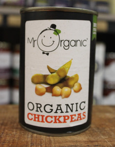 Chick Peas - Mr Organic