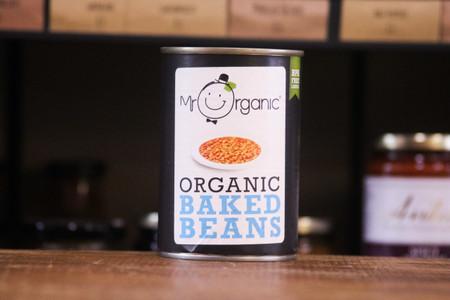 Baked Beans - Mr Organic