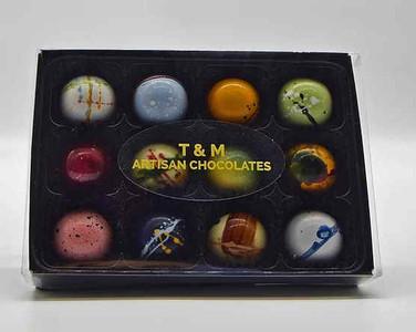 T&M Artisan Chocolates