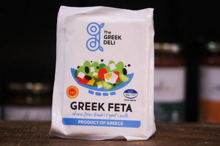 The Greek Deli Feta Cheese Individual 200g