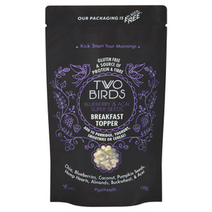 Two Birds Breakfast Boost
