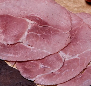 Gammon Ham sliced 500g