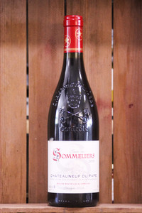 Chateauneuf - Somellier