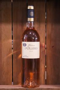 d'Ollieres Rose Magnum bottle