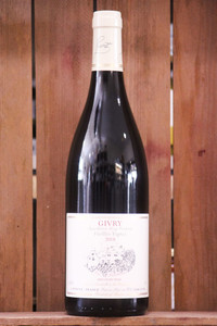 Pinot Noir Givry rouge VV
