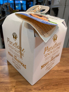 Panettone Gluten Free
