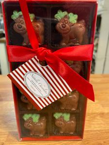 Natalies Chocolate Reindeer