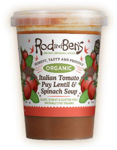 Rod & Bens Soup 600g