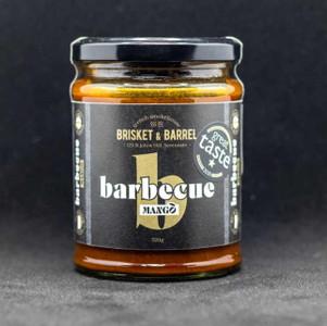 Brisket and Barrel BBQ Sauce